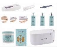 Sienna X Student wax kit inclusief double digital wax heater